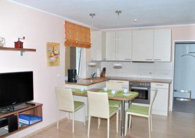 Ferienhaus Igel Wohnung Erdgeschoss Küche